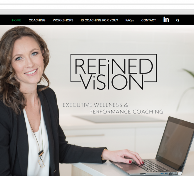 Rebecca Bartlett - Refined Vision, Executive Wellness Coach