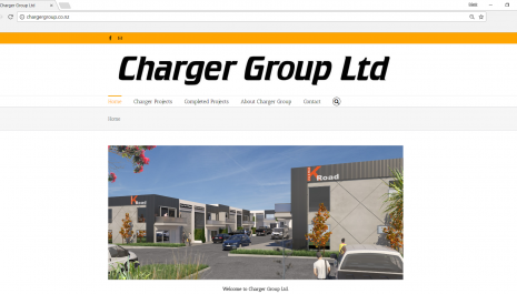 Charger Group Testimonial - Web Presence NZ